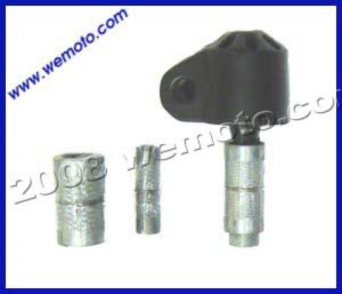 Picture of Mirror Bar End Adaptor 10mm Black