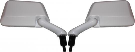 Picture of Mirrors Honda NS125R - White - Pair