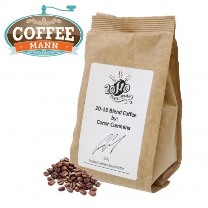 Picture of 2010 Blend Ground Cafetière Coffee by Conor Cummins 227g