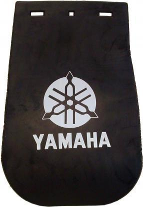 Picture of Mudflap Large Yamaha 140mm x 245mm