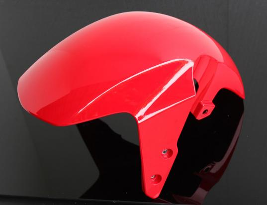 Front Mudguard Red