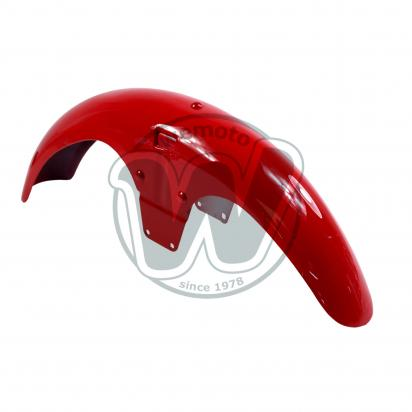 Picture of Front Mudguard As Honda 61100-KCH-900ZD R206 Maceio Red