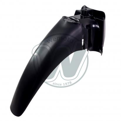 Front Mudguard - Back Side - Black