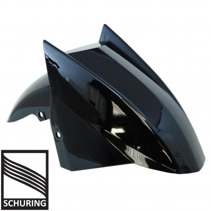 Picture of Front Fender Mudguard As Yamaha 4C6-F1511-00 Metallic Black X By Schuring