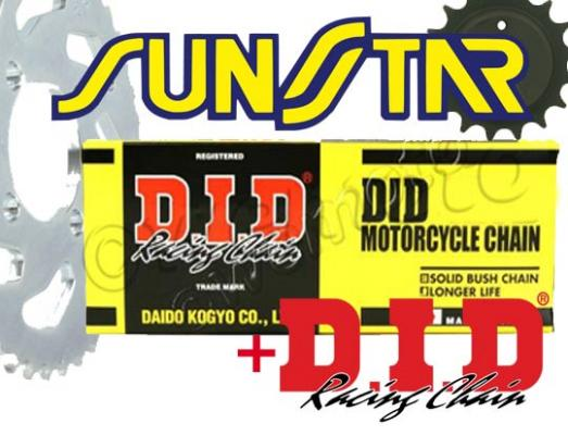 Picture of DID Chain and Sunstar Sprocket Kit
