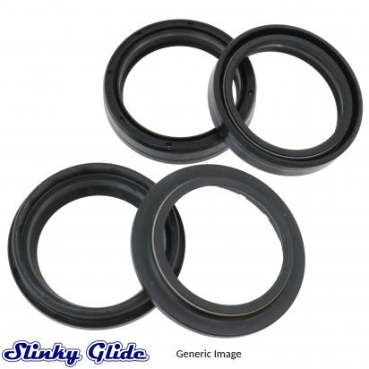 Picture of Suzuki GT 185 B/C/EC 77-78 Fork Seal Kit - Slinky Glide
