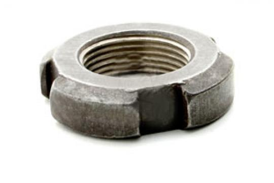 Picture of Honda CB 160 (Frame Up To 1079920) 65-68 Oil Filter Rotor Lock Nut - Castellated