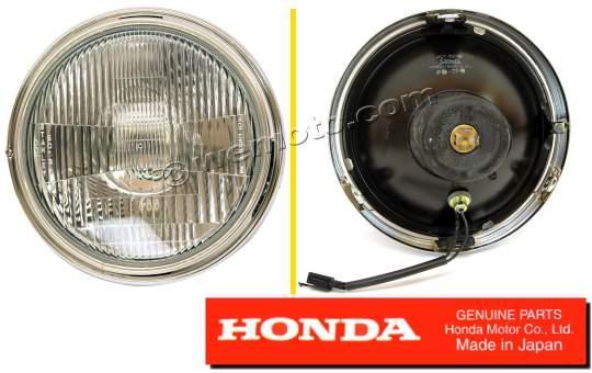 Picture of Headlight Honda CB400 CB1 Japanese Market