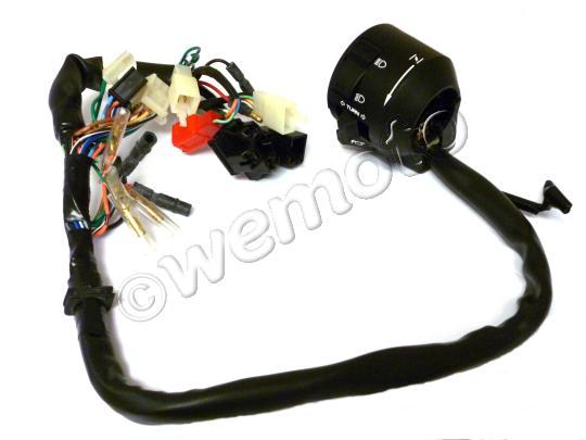 Picture of Handlebar Switchgear Left (Honda OEM)