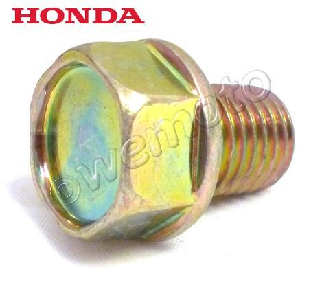 Picture of Honda CR 125 RC 82 Sump Plug