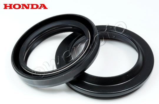 Picture of Fork Oil Seal and Dust Seal Set OEM Honda 51490-MR1-671
