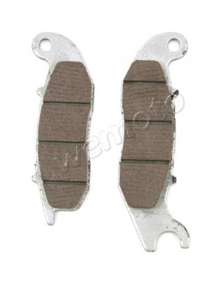 Front Brake Pads   Genuine Honda   OEM Part 06455 KPH 952