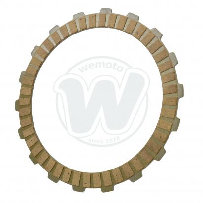 Picture of Clutch Friction Plate - Honda OEM 22201-KPG-T00