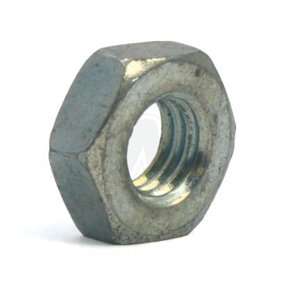 Picture of Hex Nut Metric M8 Thread 14 mm Hex as Honda 94031-08000