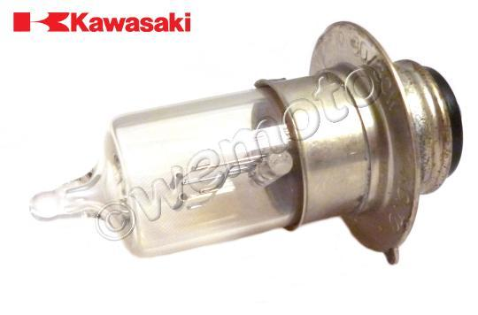 Picture of Headlight Bulb 12V 30/30W  Japanese Market KDX KLX  Kawasaki 92069-1074