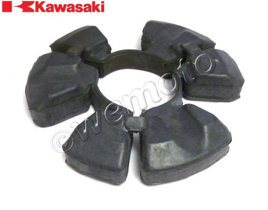 Picture of Cush Drive Rubbers For Kawasaki ZX 1000 B1-B3 (ZX-10) 88-90 92160-1051