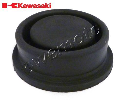 Picture of Kawasaki EX 250 R KAF Ninja 10 Rear Brake Master Cylinder Reservoir Diaphragm