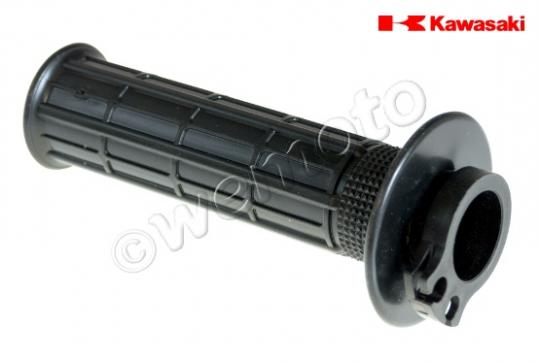 Picture of Handlebar Grip - Right - Throttle Side (Includes Pipe) - OEM