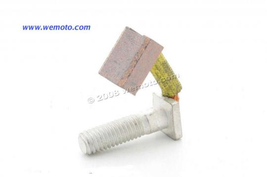 Starter Motor Carbon Brush Terminal