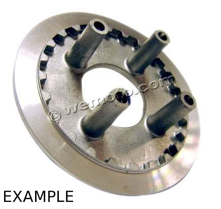 Picture of Honda SL 125 K1A 76 Clutch Pressure Plate