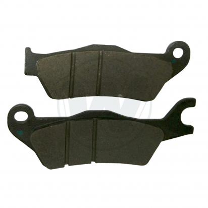 Picture of Brake Pads Front Pattern Standard (GG Type)