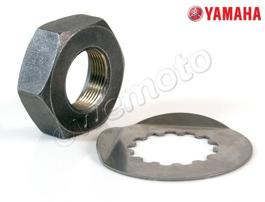 Front Sprocket Retaining Nut Kit (OEM)