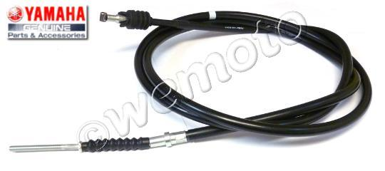 Rear Brake Cable (Genuine Manufacturer Part OEM)