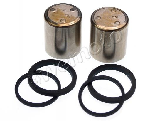 Brake Piston and Seal Kit - Front OEM