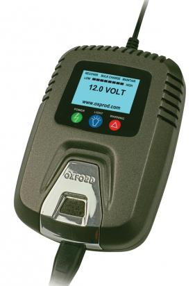 Picture of Battery Charger - Oxford Oximiser 900 (UK model) Sophisticated Battery Management