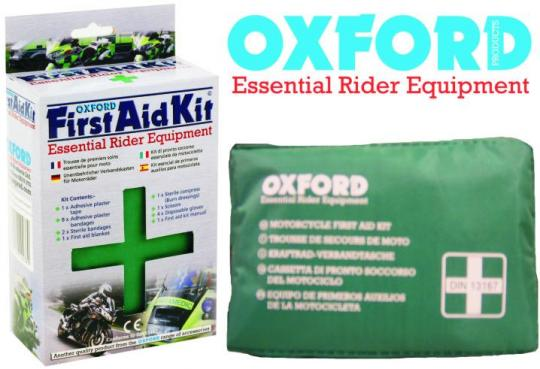 Picture of First Aid Kit by Oxford Underseat