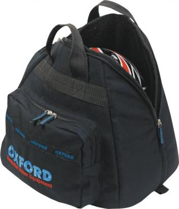 Oxford Helmet Carrier Bag - Fleece Lined