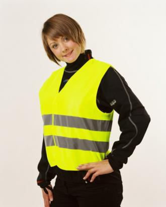 Picture of Hi Vis Vest by Oxford M/L 40-45 inches - Be Safe, Be Seen!