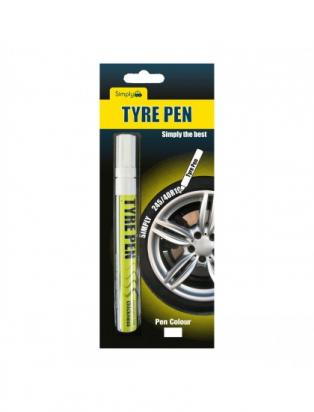 Picture of Tyre Pen - White