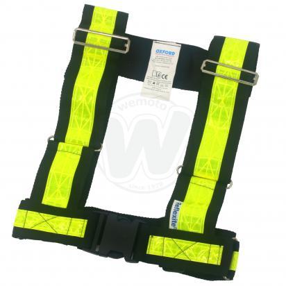 Picture of Hi Vis H-Belt by Oxford  - Adjustable