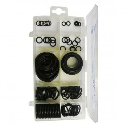 Picture of 50 Piece O-Ring Assortment Kit Various Sizes