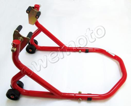 Picture of Paddock Stand - Front - Red