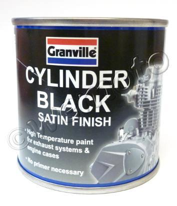 Picture of Granville Cylinder High Temp Paint Satin