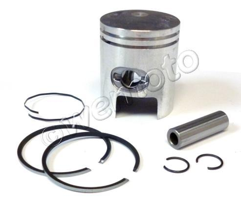 Picture of Yamaha QT 50 K 83 Piston Kit 0.50 Oversize
