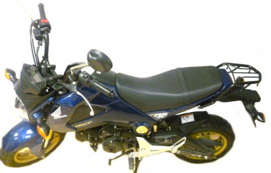 Picture of Luggage Rack Rear Honda MSX 125 Grom