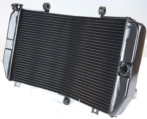 Picture of Radiator - Suzuki GSX-R 750 2000-2003 / GSX-R 600 2001-2003