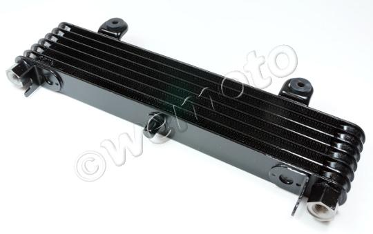 Picture of Oil cooler for Yamaha XJ 900 S Diversion