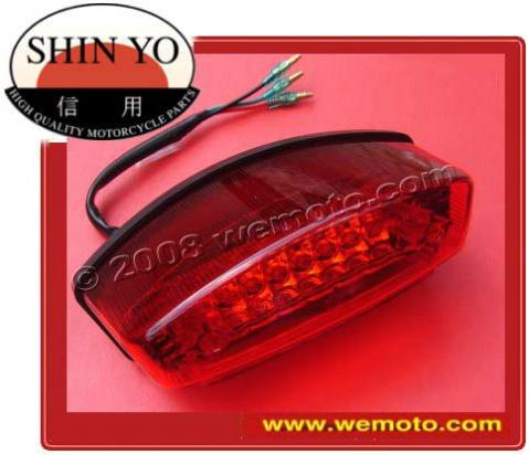 Picture of Taillight Red Lens LED Unit