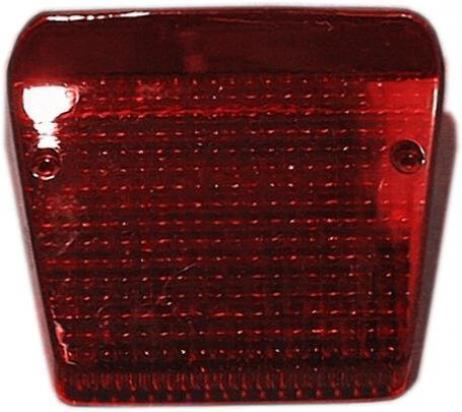 Picture of Taillight Lens E-marked