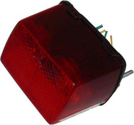 Picture of Yamaha TRX 850 96 Taillight - Complete