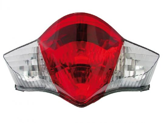 Picture of Taillight Complete - Honda VFR 800 2006-2009 - Red Lens
