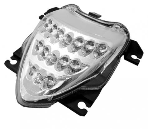 Picture of Taillight White/Clear Lens LED Unit