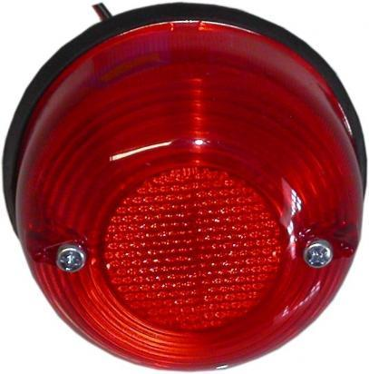 Picture of Taillight Complete Universal  Round 3in