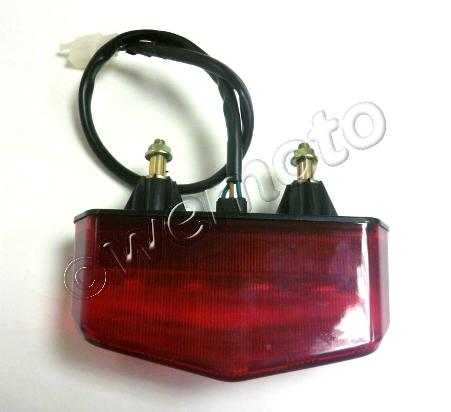 Picture of Taillight - Complete