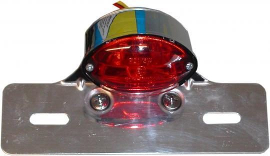 Picture of Taillight Complete Mini Cateye