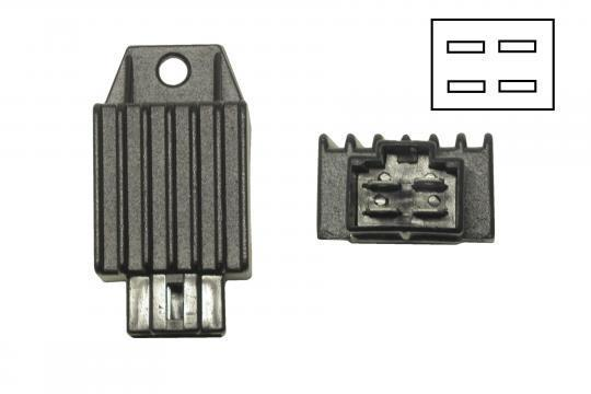 Picture of Honda CG 125 M1/1 01-03 Regulator Rectifier